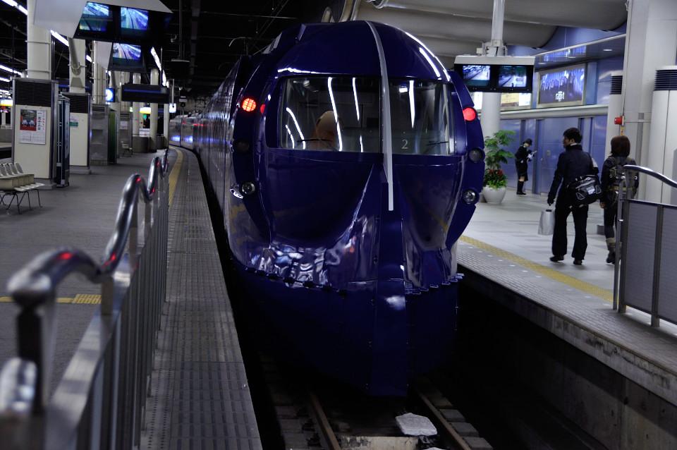 南海電鉄5000系 ラピート / rapi:t